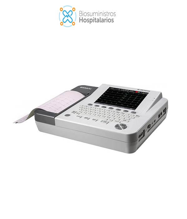 ELECTROCARDIOGRAFO EDAN SE-1200 EXPRESS