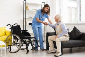 Renta silla de ruedas