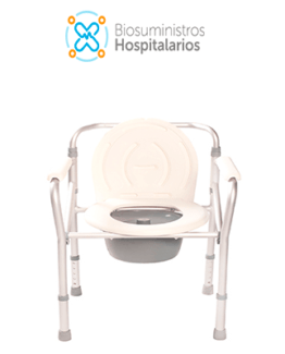 COMODO SANITARIO PLEGABLE KONFORT