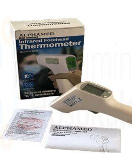 Termometro infrarrojo alphamed