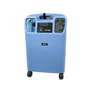 máquina de oxígeno